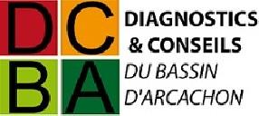 logo DCBA Diagnostics et Conseils du Bassin d'Arcachon